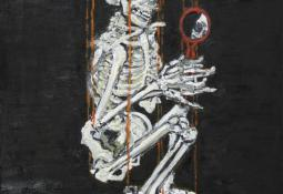 Skeletal Invocation by Suzanne Archer