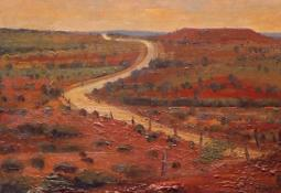 Road to the Outback by Patrick Carroll
