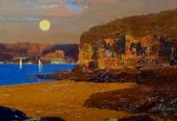 Terrigal Twilight by Patrick Carroll