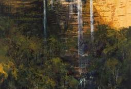 Wentworth Falls - Blue Mountains by Patrick Carroll