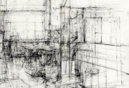 The Dust Absorbs, Studio Interior by Ginny Grayson