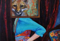 Here's Looking at You Foxy by Pennie Pomroy