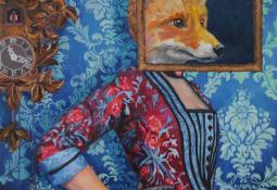 Who's Afraid of the Little Red Fox by Pennie Pomroy