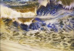 Storm Surf 1 by Neil Taylor